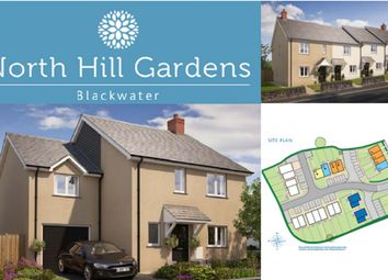 Thumbnail Terraced house for sale in North Hill Gardens, Blackwater, Truro