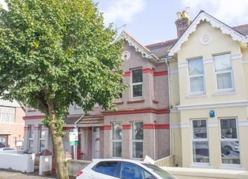 Thumbnail 3 bedroom terraced house for sale in Edith Avenue, St Judes, Plymouth