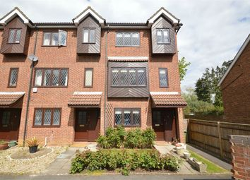 Thumbnail 4 bed town house for sale in Woodhaven Mews, Gainsborough Court, Walton-On-Thames