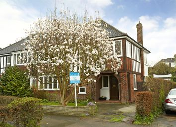 Thumbnail 4 bed property for sale in Copse Hill, West Wimbledon