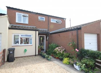 Thumbnail 2 bed terraced house for sale in Richmond Close, Bridgwater