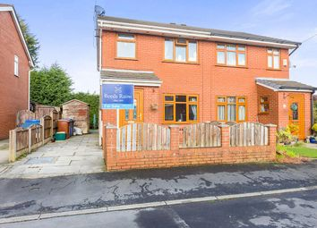 Thumbnail 3 bed semi-detached house for sale in Netherley Road, Coppull, Chorley