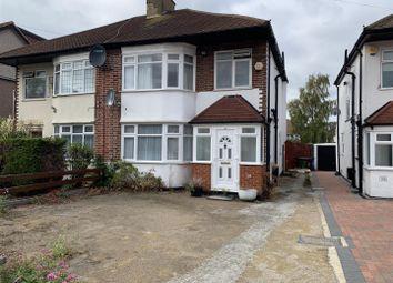 Thumbnail 3 bedroom property to rent in Bideford Close, Edgware