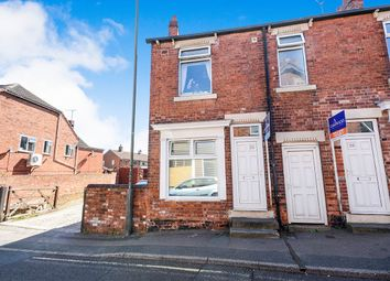 Thumbnail 2 bed terraced house to rent in High Street, Brimington, Chesterfield