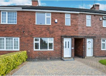 Thumbnail 3 bed terraced house for sale in Carter Hall Road, Sheffield