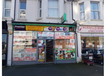 Thumbnail Retail premises to let in Premier Store, Worthing, West Sussex