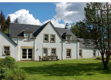 Thumbnail 6 bed detached house for sale in Gartloaning Gartmore, Aberfoyle, Stirling, Stirlingshire.