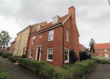 Thumbnail 4 bedroom property for sale in Willis Crescent, Ipswich