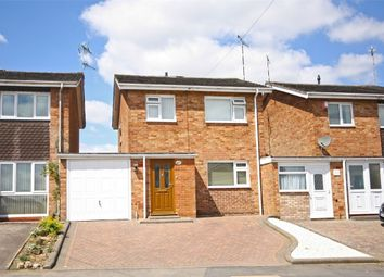 Thumbnail 3 bed terraced house for sale in Cornwallis Road, Bilton, Rugby, Warwickshire