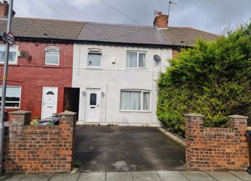 Thumbnail 3 bed terraced house for sale in William Morris Avenue, Bootle