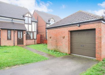 Thumbnail 2 bed semi-detached house for sale in Arlott Way, Edlington, Doncaster