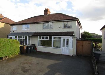 Thumbnail 3 bed semi-detached house for sale in Horderns Park Road, Chapel-En-Le-Frith, High Peak