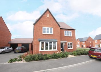 Thumbnail 5 bed detached house for sale in Shield Way, Bidford On Avon