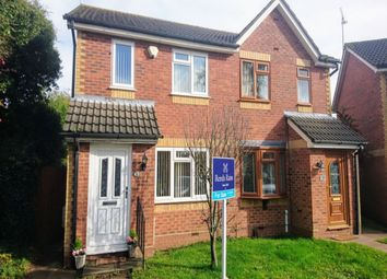 Thumbnail 2 bed semi-detached house for sale in Walkers Way, Bedworth