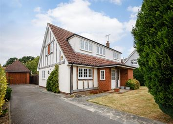 Thumbnail 4 bed detached house for sale in Park Drive, Ingatestone