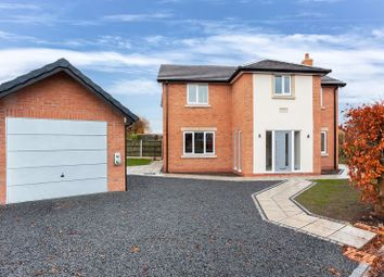Thumbnail 4 bed detached house for sale in Leamington Road, Congleton