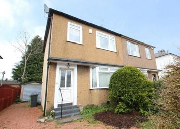 Thumbnail 2 bed semi-detached house for sale in Ravenscliffe Drive, Giffnock, East Renfrewshire