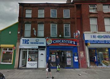 Thumbnail Studio to rent in Smithdown Road, Liverpool