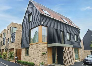 Thumbnail 4 bed detached house for sale in Glanville Road, Trumpington, Cambridge