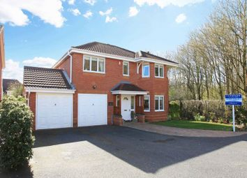 4 bed detached house for sale in 9 Hookacre Grove, Priorslee, Telford TF2