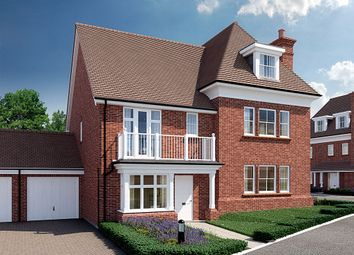 Thumbnail 3 bed semi-detached house for sale in The Boulevard, Horsham