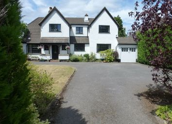 Thumbnail 5 bed detached house for sale in Keswick Road, Bookham, Leatherhead