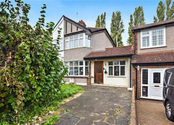 3 bed end terrace house for sale in Dorchester Avenue, Bexley, Kent DA5