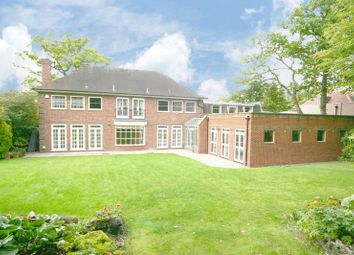 Thumbnail 6 bed detached house to rent in Winnington Road, Hampstead Garden Suburb