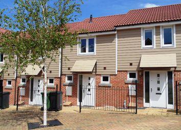 Thumbnail Terraced house to rent in Englefield Way, Basingstoke