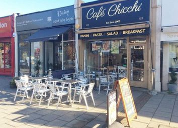 Thumbnail Restaurant/cafe for sale in 123 High Street, Wanstead