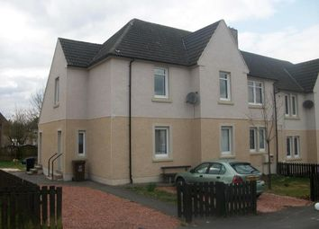 Thumbnail 4 bed flat to rent in Hawthorn Place, Allanton, Shotts