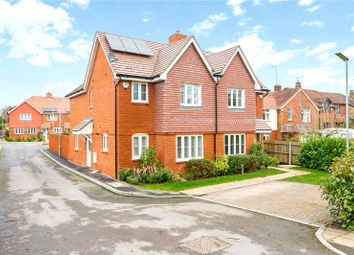 Thumbnail 3 bed semi-detached house for sale in Orchard Farm Close, Liphook, Hampshire