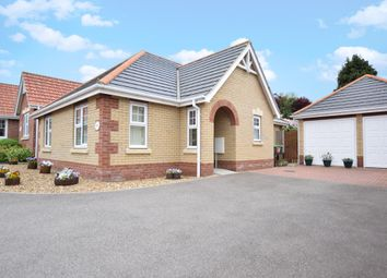 Thumbnail 2 bedroom detached bungalow for sale in Wheelers Close, Sudbury