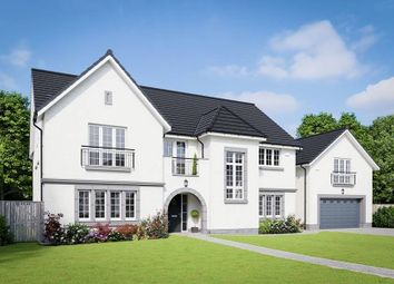 "Thumbnail 5 bedroom detached house for sale in ""Roxburgh"" at Kirk Brae, Cults, Aberdeen"