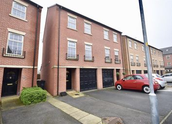 Thumbnail Town house to rent in Thwaite Close, Great Oakley, Corby
