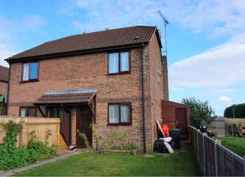 Thumbnail 2 bed semi-detached house for sale in London Close, Dorchester