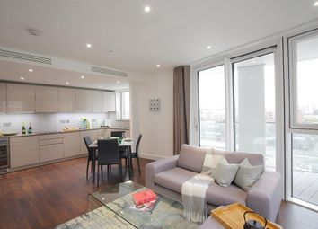 Thumbnail 2 bed flat to rent in Malthouse Road, Vauxhall, London