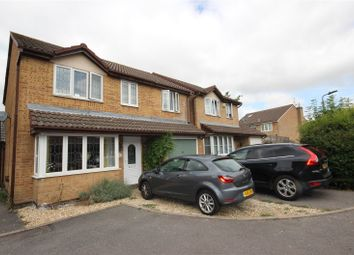 Thumbnail 5 bed link-detached house for sale in Ormonds Close, Bradley Stoke, Bristol