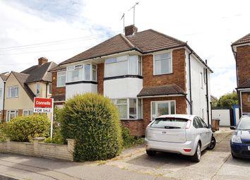 Thumbnail 3 bed semi-detached house for sale in Hillside Grove, Tile Kiln, Chelmsford