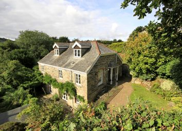 Thumbnail 4 bed detached house for sale in Church Hill, Penryn