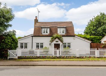 Thumbnail 2 bed detached house for sale in Church Street, Great Baddow, Chelmsford