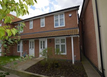 Thumbnail 2 bed town house for sale in Rawson Way, Hornsea