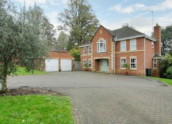Thumbnail 5 bed detached house for sale in Hamlet Gardens, Enham Alamein