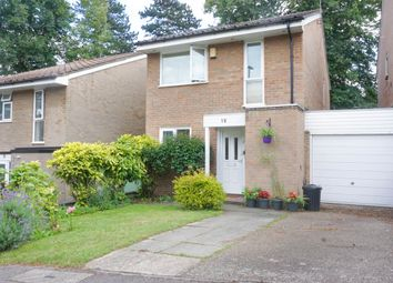 Thumbnail Link-detached house for sale in Sheridan Crescent, Chislehurst