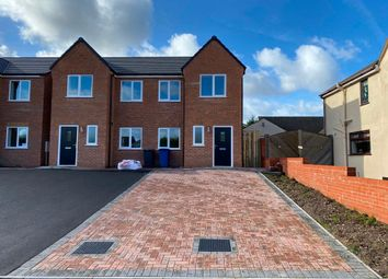 Thumbnail 3 bed semi-detached house to rent in Rugeley Road, Chase Terrace, Burntwood