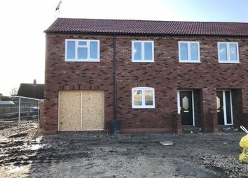Thumbnail 4 bed semi-detached house for sale in Park Lane, Freiston, Boston, Lincolnshire