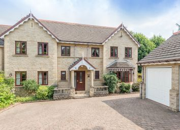 Thumbnail 5 bed detached house for sale in Whirlow Mews, Sheffield