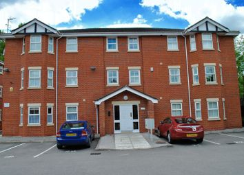 Thumbnail 1 bed flat for sale in Norley Close, Warrington