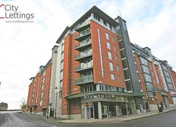 Thumbnail 2 bed flat to rent in Ropewalk Court, Upper College Street, Nottingham