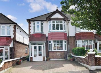3 bed semi-detached house for sale in Hawthorne Avenue, Rainham, Gillingham, Kent ME8
